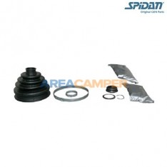 Front outer axle CV boot...