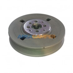 Crankshaft pulley with...