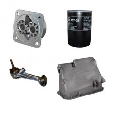 OIL, FILTERS AND PUMPS