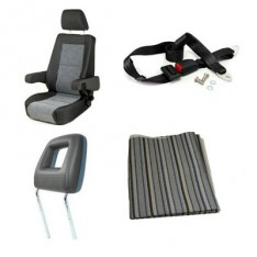 SEATS AND SEAT BELTS