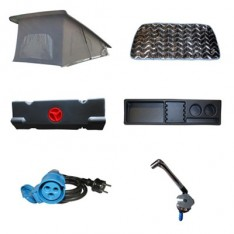 CAMPER EQUIPMENT